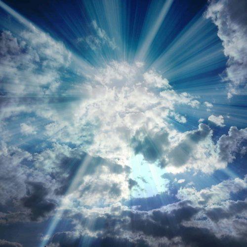 lucht bijbel god hemelvaart pinksteren